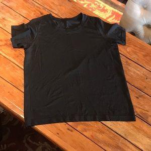 Lululemon Size M Black top